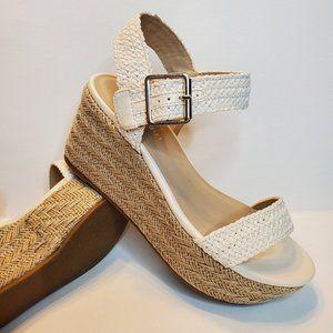 Madden Girl Womens Champ Wedge Dress Sandals